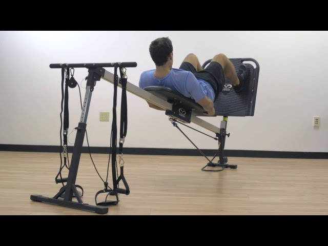 Leg Power Platform for Vasa Trainer jump & lower body training