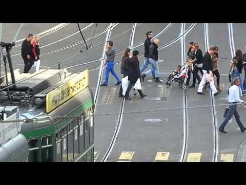 swiss people - volk schweiz-Eine Mode Show des Schweizers Laufvolkes 1