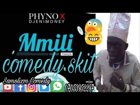 Comedy skit of Mmili by Phyno and DjEnimoney