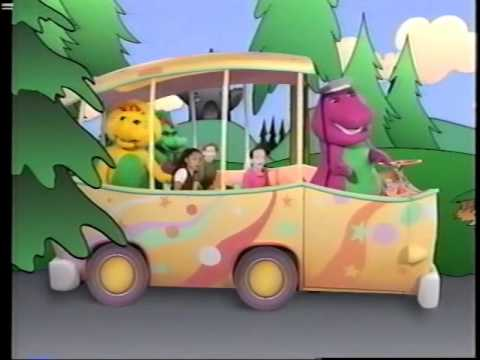 Barney S First Car Youtube