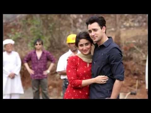 Gori Tere Pyaar Mein song Naina: Imran and Kareena Kapoor look sweet in the melodious number