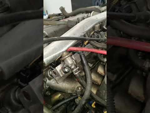 Pcv Valve Replacement On 1997 Honda Civic