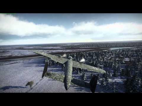 Warthunder Historical Battles DO217 J-2 Gameplay