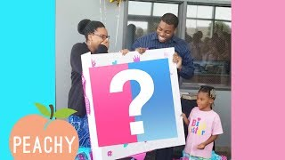 IT'S A GIRL! | Surprise Baby Gender Reveal Videos