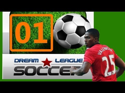 Let's Play Dream League Soccer (GERMAN) Part 1: Anstoß!
