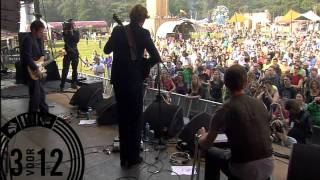 Alamo Race Track - Black Cat John Brown (live @ Great Wide Open 2011)