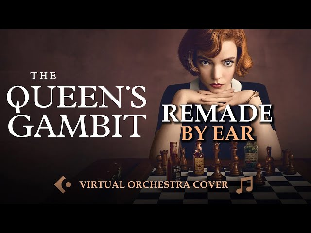 The Queen's Gambit - Main Title Cover - Netflix OST Remade By Ear