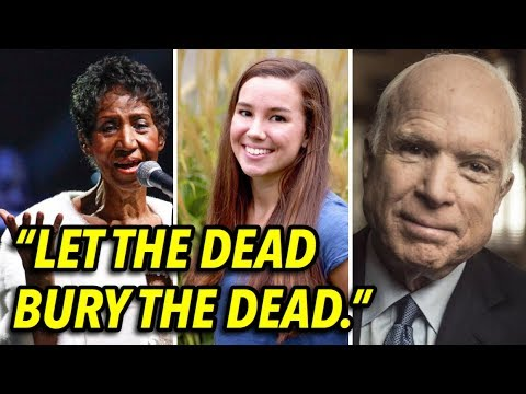 Let the Dead Bury the Dead (Sep 2) Aretha, Tibbetts, McCain & Liberals from YouTube · Duration:  1 hour 4 minutes 19 seconds