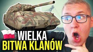 WIELKA BITWA KLANÓW - World of Tanks