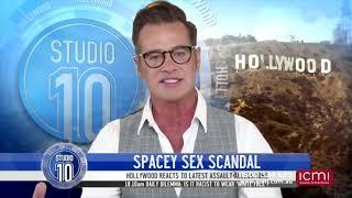 MC, Host, Pop Culture, - Richard Reid - Studio 10 Showreel 2018