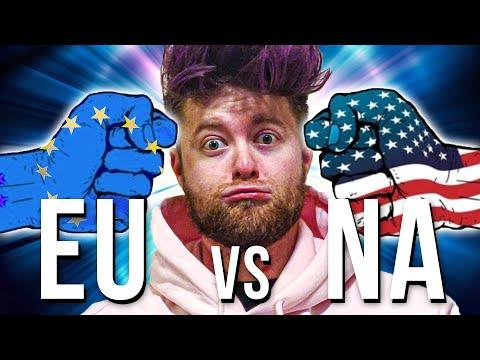 NA versus EU Chess Tournament | Hosted by GM Aman Hambleton