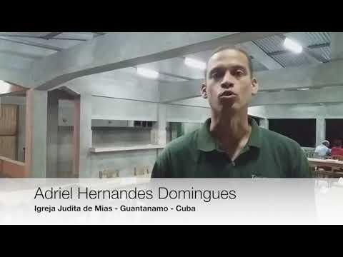 Cuba 2018 - Entrevista com Adriel (parte 1)