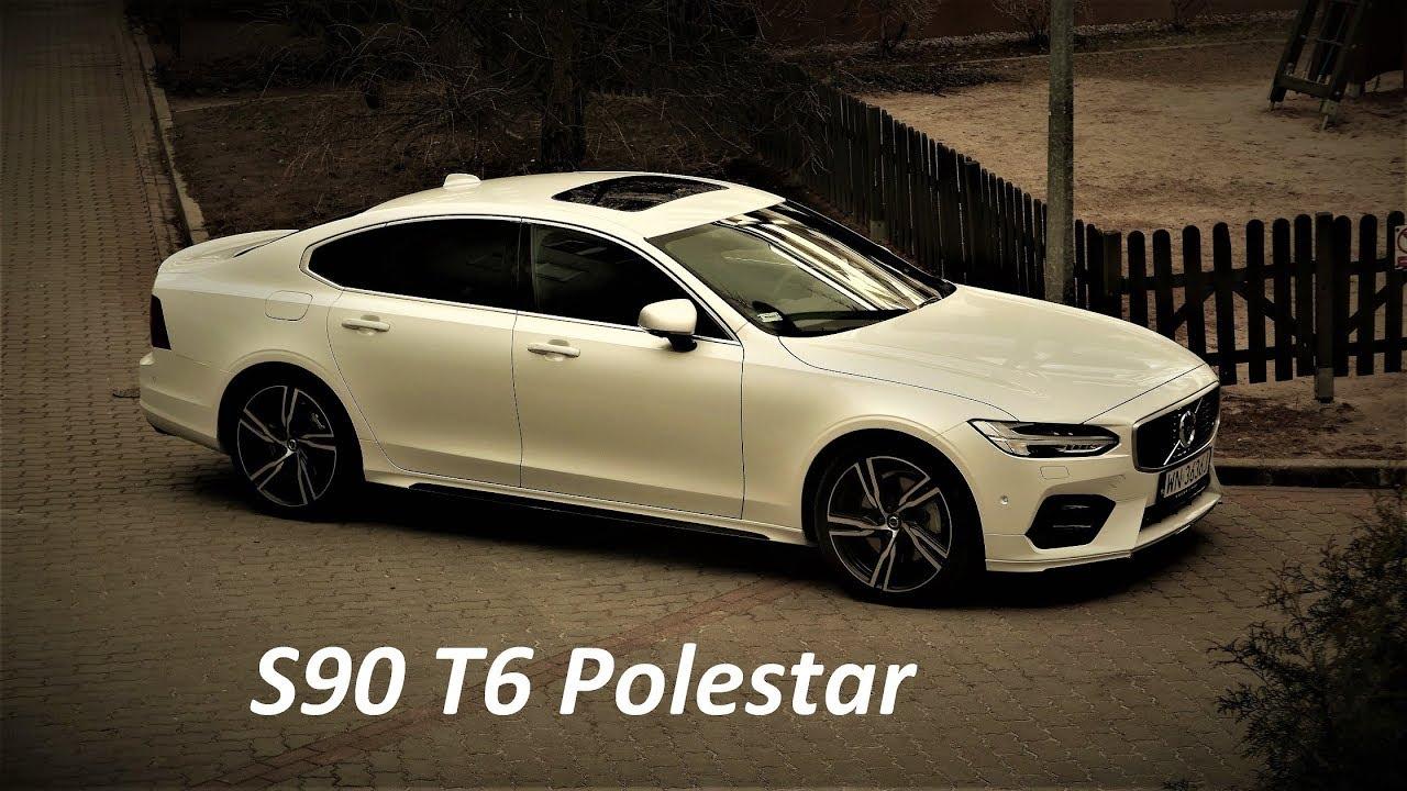 Volvo S90 T6 AWD Polestar TEST DRIVE [Pierwsze Wrażenia] [Jazda Próbna] PL - YouTube