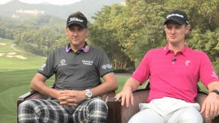Rose-Poulter Match Play at Mission Hills - Part II (The Course)