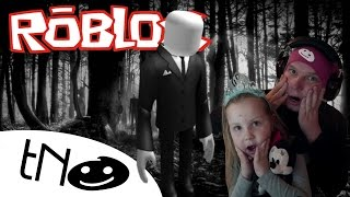 Slender Man You're going for us-Stop it, Slender! (2) | Roblox | Daddy and Barunka CZ/SK