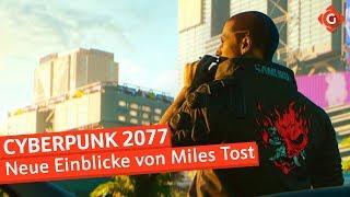 Cyberpunk 2077: Interview mit Miles Tost von CDPR | Special