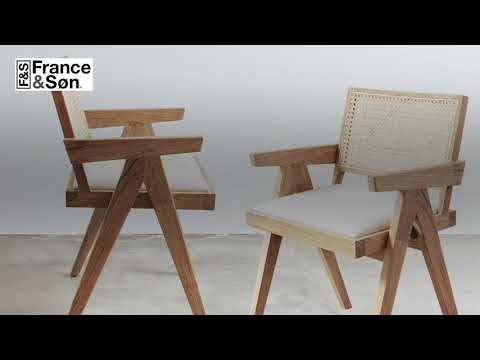 Jeanneret Collection By France \u0026 Son