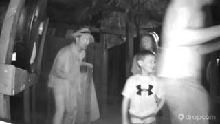 """Scaring People at """"A Petrified Forest"""""""