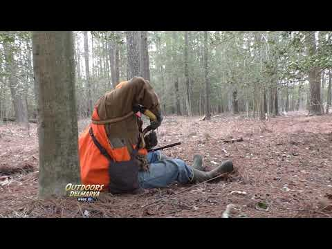 Outdoors Delmarva: Squirrel Hunting With A Flintlock