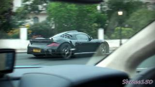 RUF CTR3 Learns to Fly