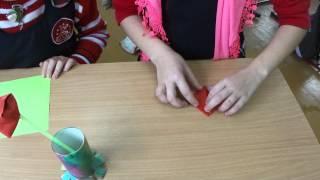 Origami - Lalea