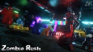 FUN WITH THE DEAD (Zombie Rush - Roblox) (Ft. xXSophia HWXx)