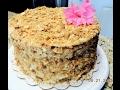 Торт  НАПОЛЕОН - ПЛОМБИР. Самый вкусный крем!
