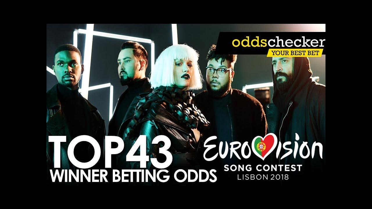 Eurovision Odds Checker