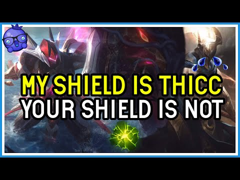My shield is BETTER than YOURS! Leona Support V Pantheon Support – League of Legends