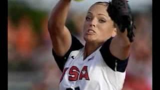 Jennie Finch: Amazing Softball Player