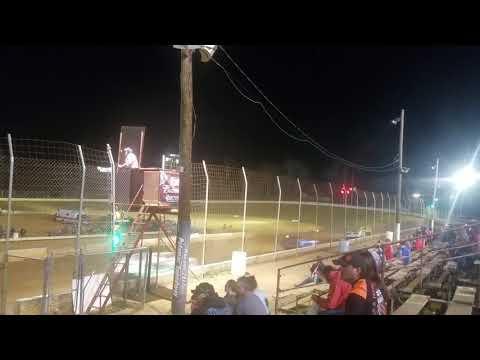 Mikey Latham Takes The Checkered Flag At Potomac Speedway!! 4/13/18