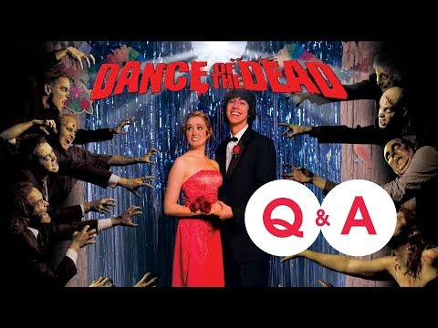Dance of the Dead Q&A with Lucas Till, Gregg Bishop, Blair Redford & more