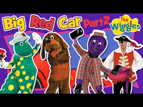 Classic Wiggles: Big Red Car (Part 2 of 3)