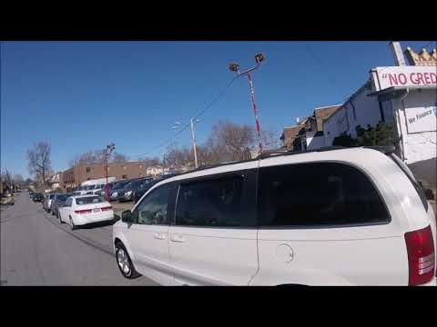 2008 White /Gray Chrysler Town & Country Touring (2A8HR54P78R) with an 3.8L V6 OHV 12V engine, 6-Speed Automatic Overdrive transmission, located at 577 Chester Pike, Prospect Park, PA, 19076, (610) 237-1015, 39.886154, -75.302338 - Photo #0