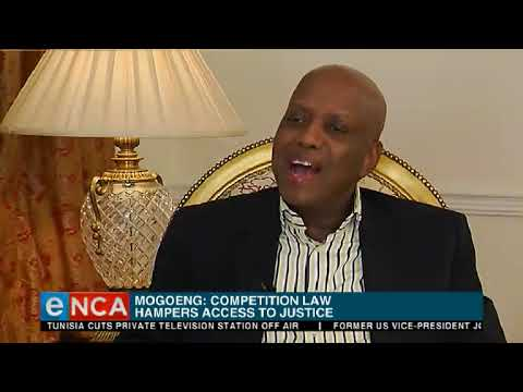 In conversation with Chief Justice Mogoeng Mogoeng