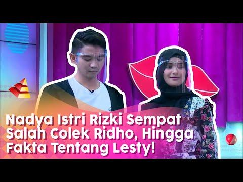 Fakta Tentang Lesty Di Pernikahan Rizki, Hingga Nadya Salah Colek Ridho | Rumpi (21/7/20) P2