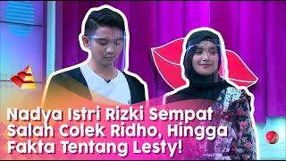 Fakta Tentang Lesty di Pernikahan Rizki, Hingga Nadya Salah Colek Ridho   RUMPI (21/7/20) P2