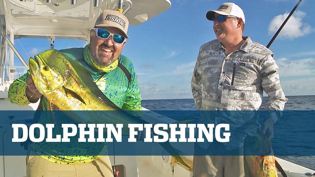 Dolphin fishing live seminar florida sport fishing tv for Dolphin fishing florida