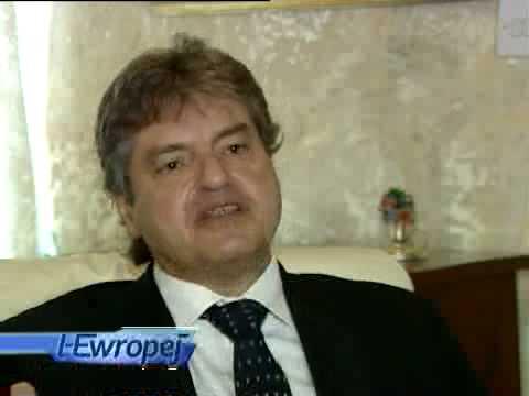 MEP Dr John Attard Montalto on travel outside the EU 25/11