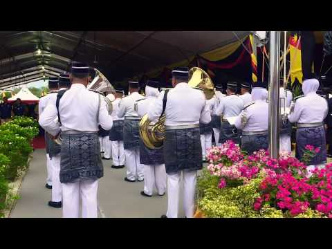 Sarawak Ibu Pertiwiku - Pancaragam Polis Diraja Malaysia (Kontinjen Sarawak)