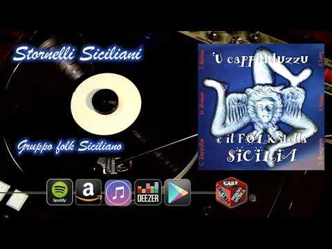 U cappidduzzu e il folk della Sicilia - Album completo (ALTA QUALITA' HD)