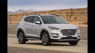 GOODBYE TURBOCHARGER: Unveil 2019 Hyundai Tucson [Lastest News]