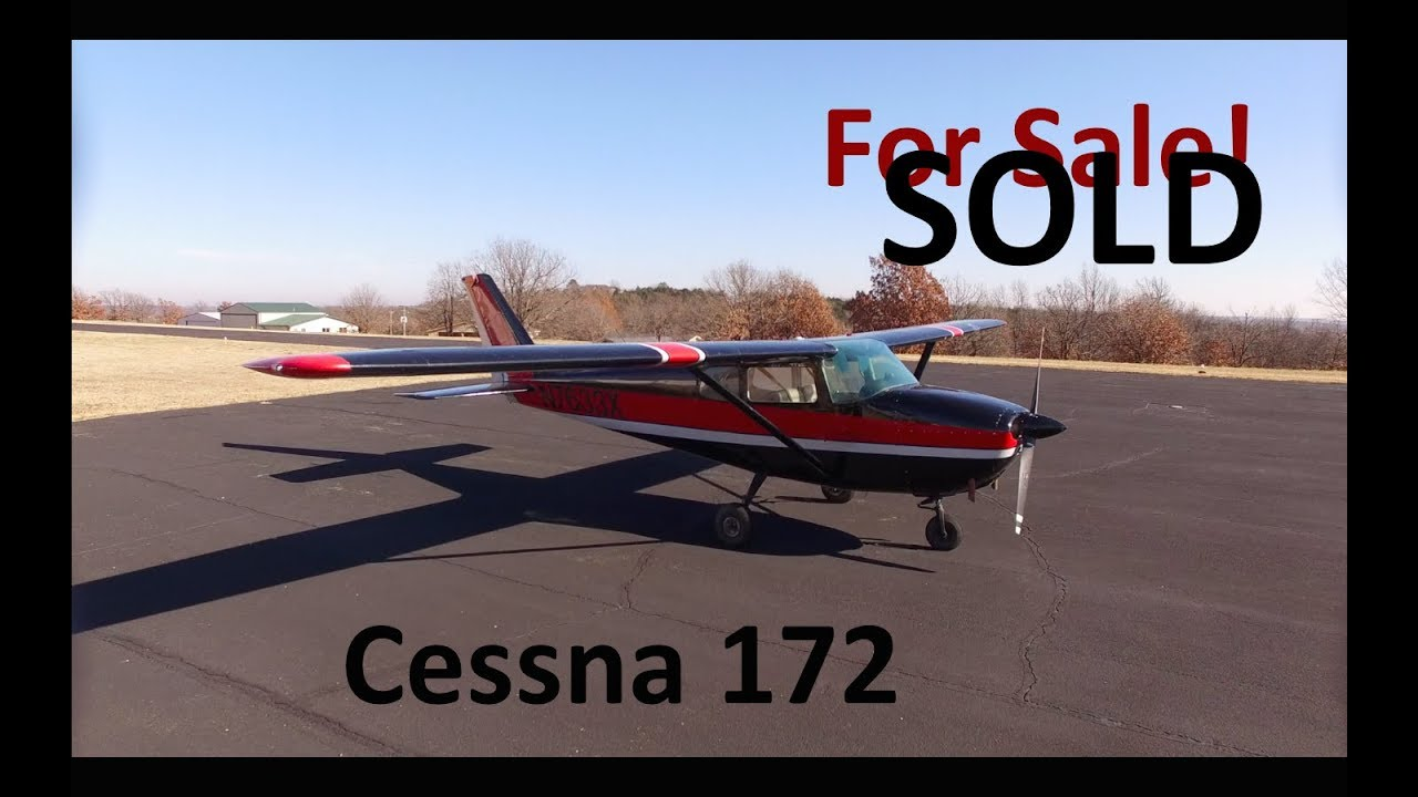 N7633X - 1960 Cessna 172 For Sale! ADS-B and IFR Rated • Aero360