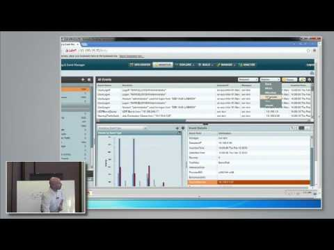 SolarWinds Log and Event Manager Technical Overview