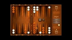 Internet Backgammon - Session 1