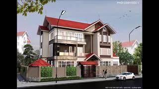 Dịch vụ Thiết kế biệt thự Quảng Ninh