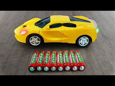 Yellow Bumblebee Transformer Toys - Car Toys Kids