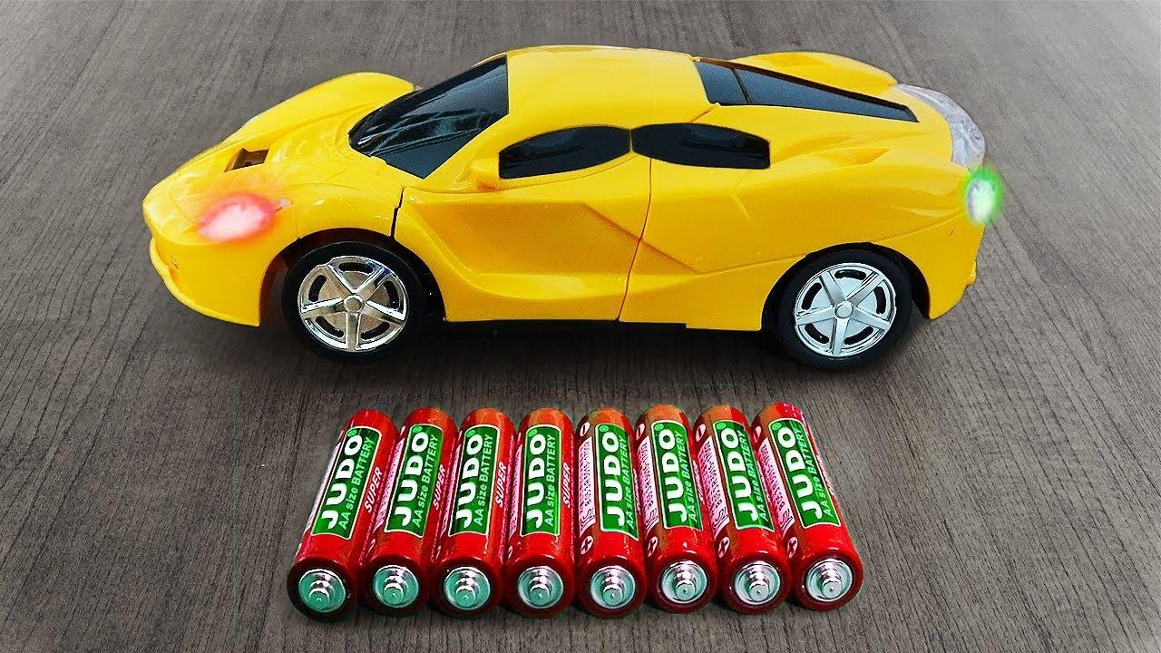 Yellow Bumblebee Transformer Toys Car Toys Kids Youtube
