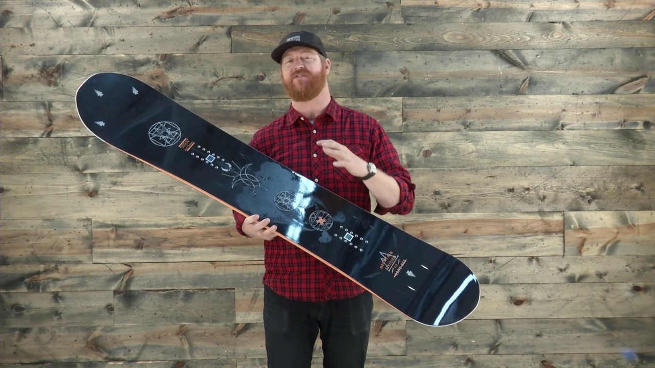 9921f80c0a84 Rome Mountain Division LE Snowboard Review - The-House.com - YouTube