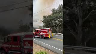 Glass Fire in Napa County prompts evacuations | Raw video